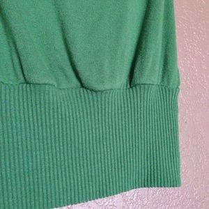 8b8f5e2477 LVLX Tops - Emerald Green Warm Tube Top Mini Dress